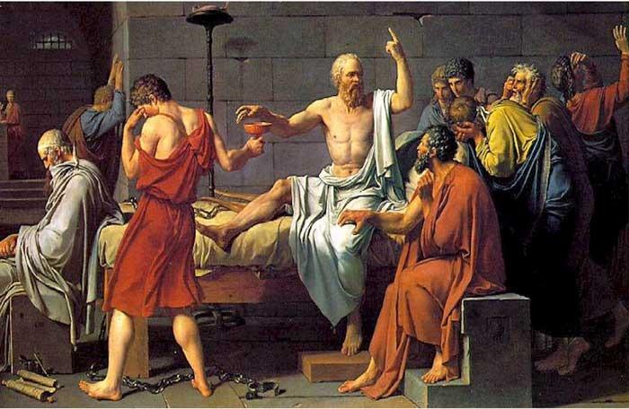蘇格拉底說失戀